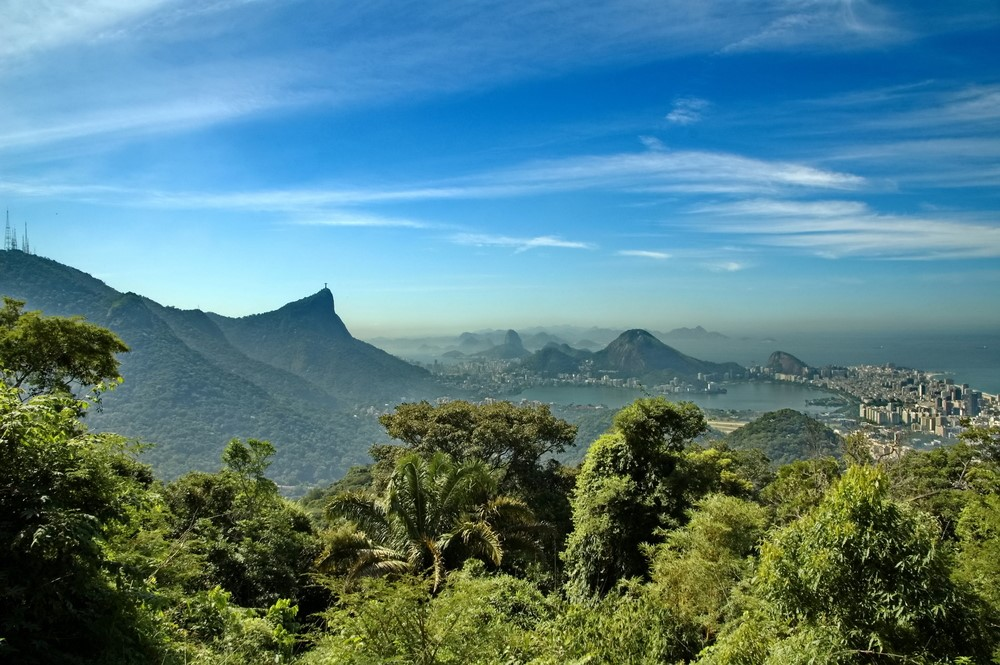 Facts about Rio Home to the world's biggest urban forest