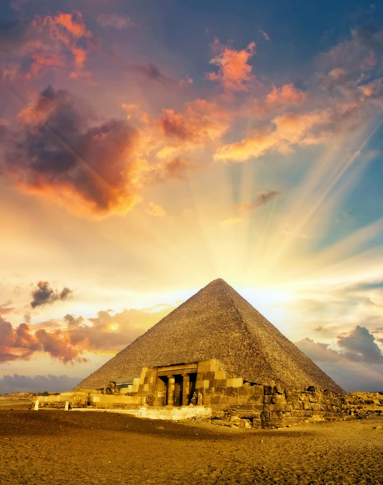 Places to travel on a budget Egypt