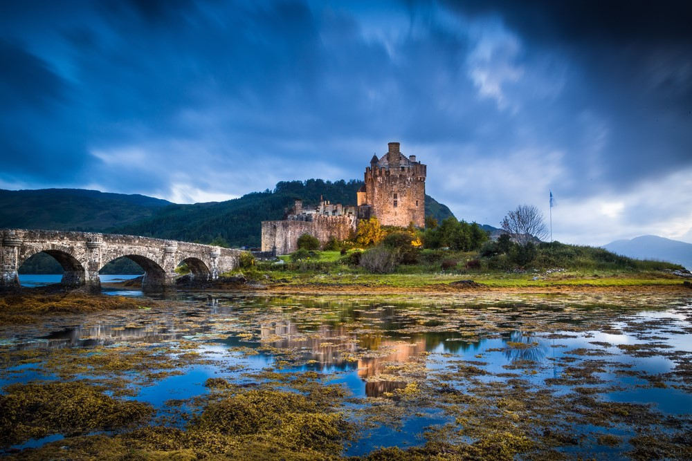Places to travel on a budget Scotland