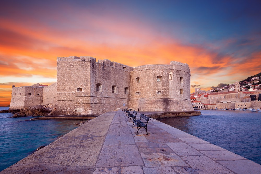 Destinations from films and TV Dubrovnik, Croatia