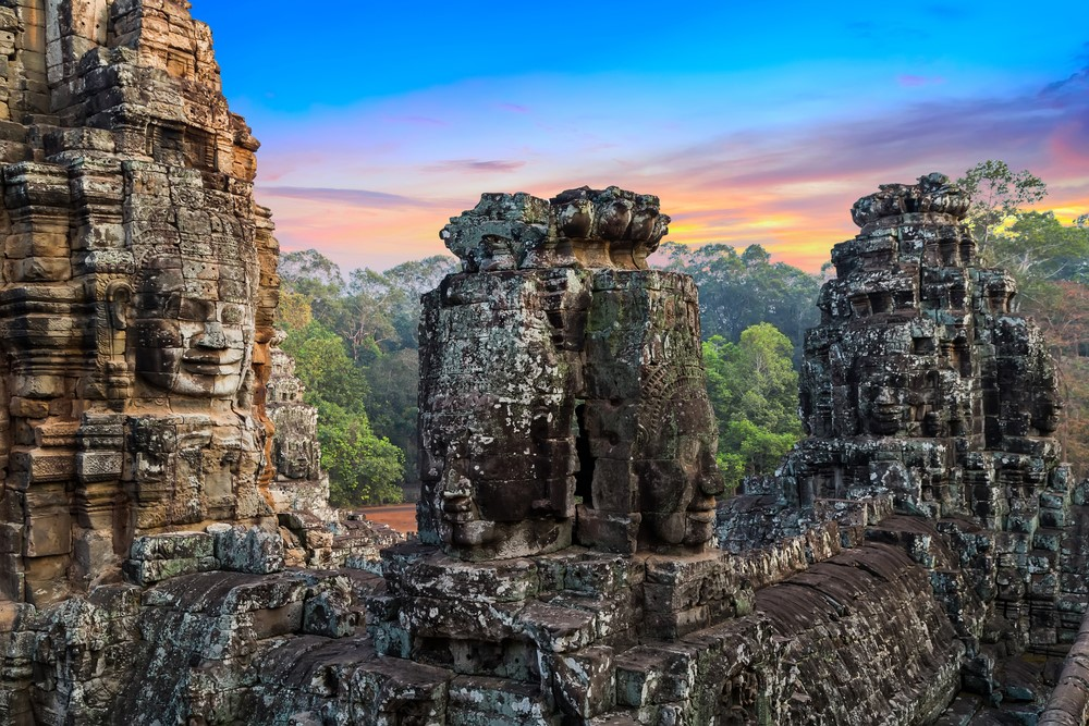 Destinations from films and TV Cambodia