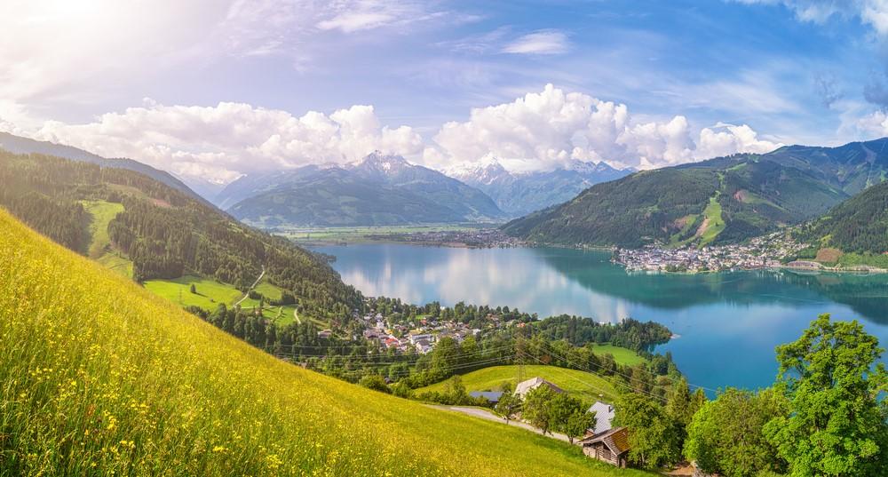 Destinations from films and TV Salzburg, Austria