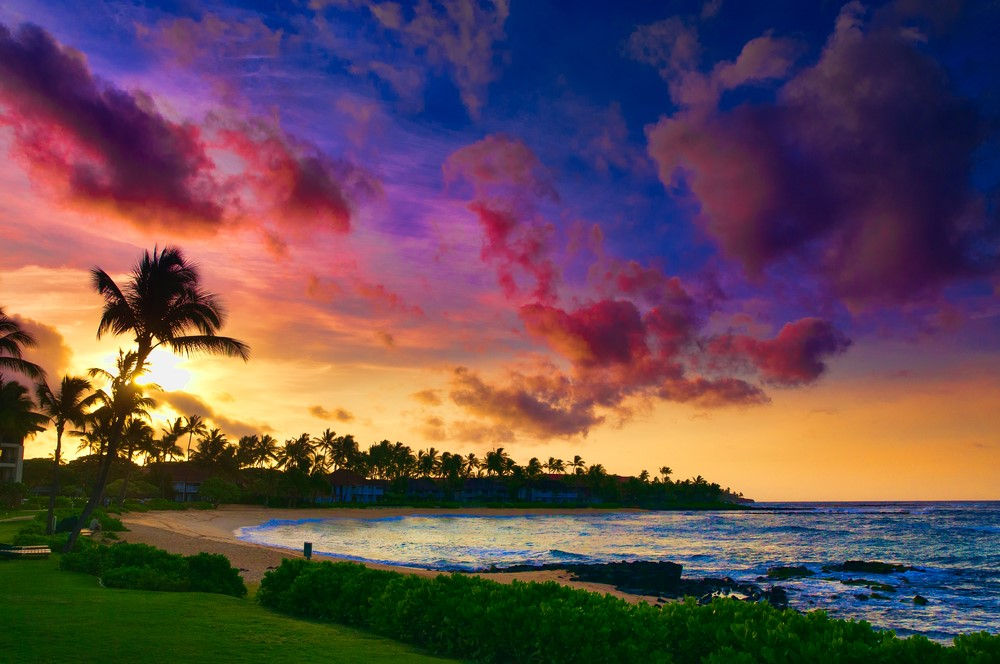 Destinations from films and TV Hawaii