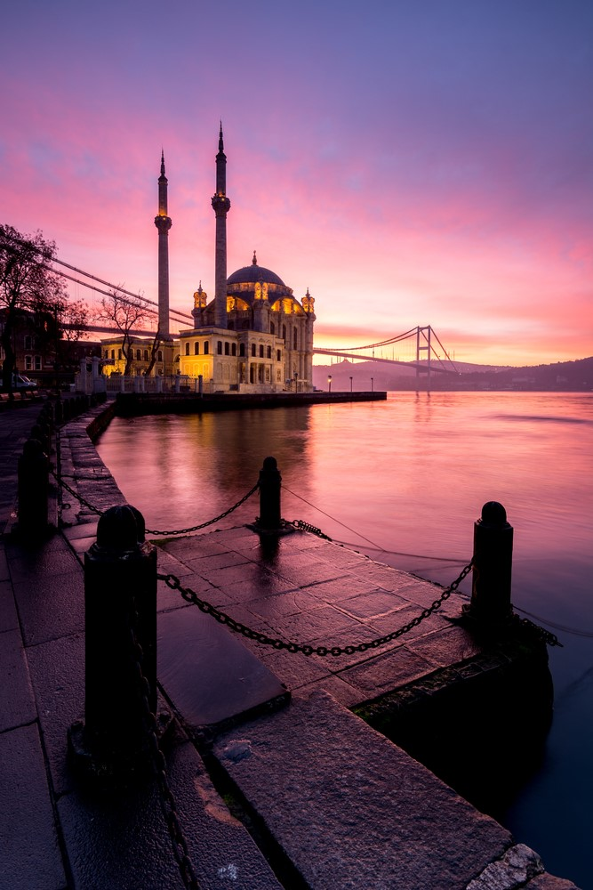 Destinations from films and TV Istanbul, Turkey
