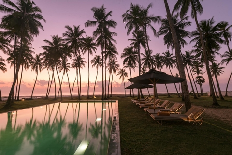 Take on Surfing, History and Wildlife at Kottukal Beach House by Jetwing