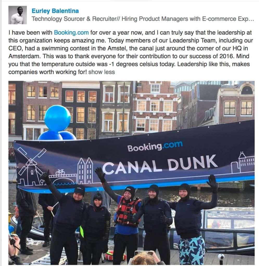 Canal Dunk Booking.com