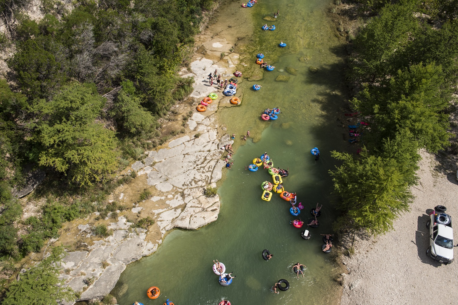 water adventures Texas Hill Country River Region