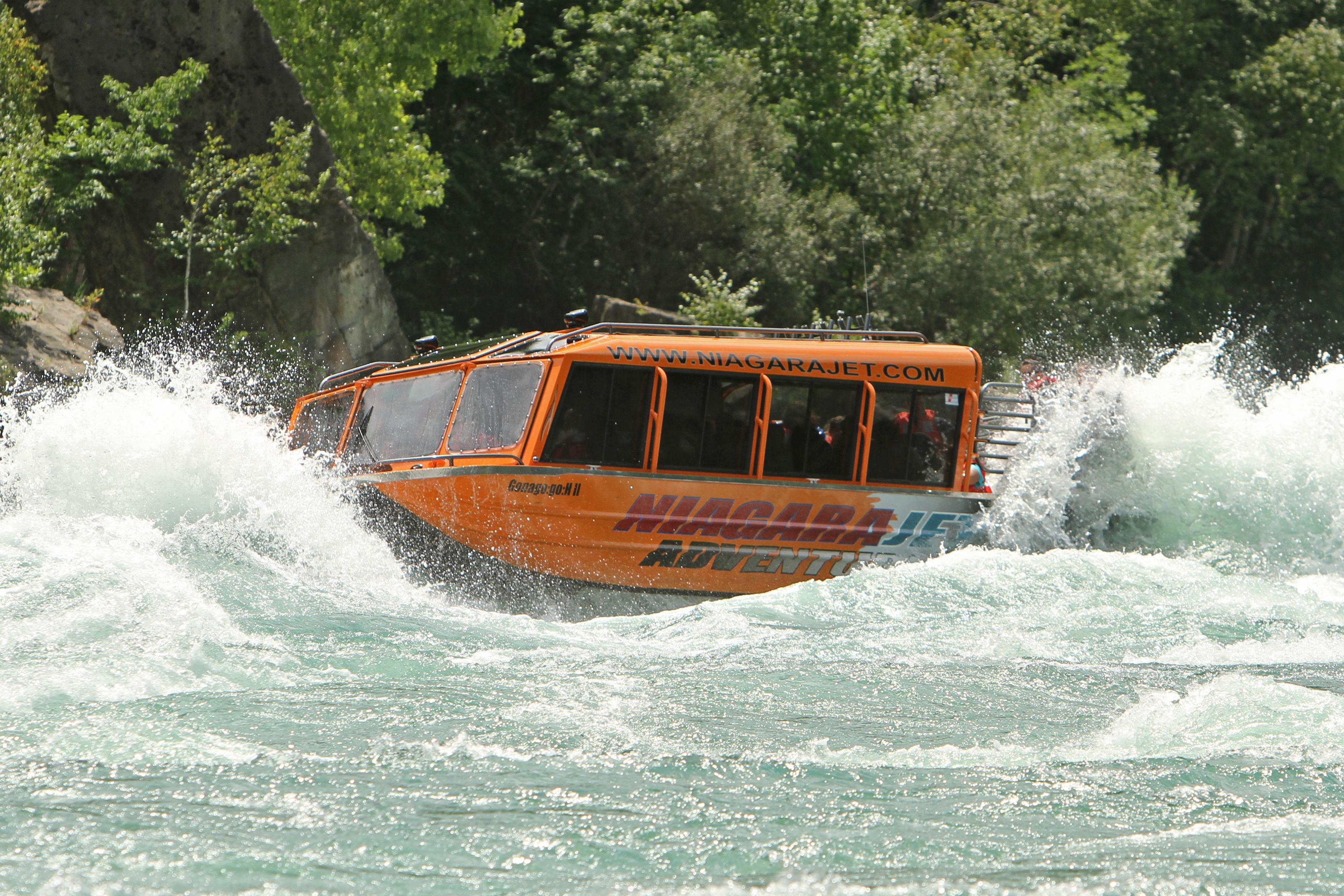 water adventures niagara jet adventures