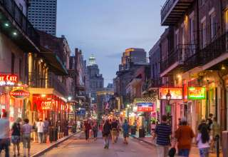 Five New Orleans Experiences