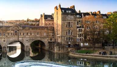 VisitBath Survey Shows Bath Is No.1 Feel Good City