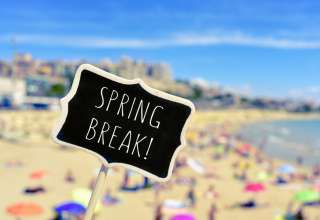 Booking com Releases 2017 Spring Break Travel Trends