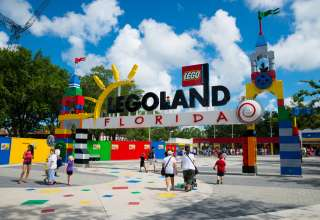 LEGOLAND® Florida Transforms Your Car into a LEGO themed Ride with a GPS Game