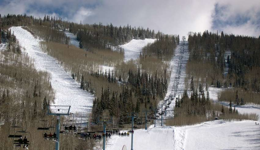 Start off the new year with classic skiing at Powderhorn Mountain Resort near Grand Junction Colorado