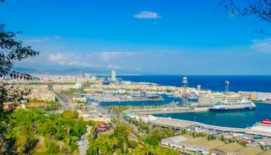 Carnival Corporation Unveils Artistic Renderings for Second Cruise Terminal at Port of Barcelona
