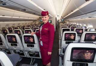 Qatar Airways is Named Airline of the Year
