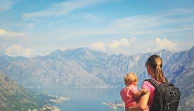 Essentials For Traveling With a Baby On Board