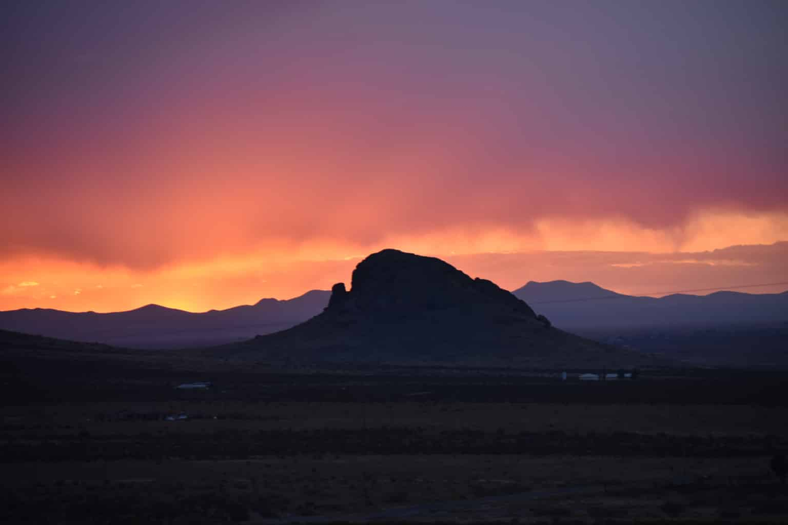 Camping at Rockhound State Park- Deming, NM