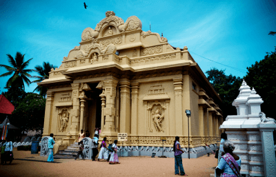 Bellanwila Rajamaha Viharaya, Colombo