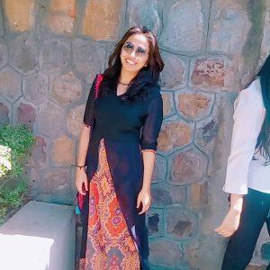 Rushali Sharma