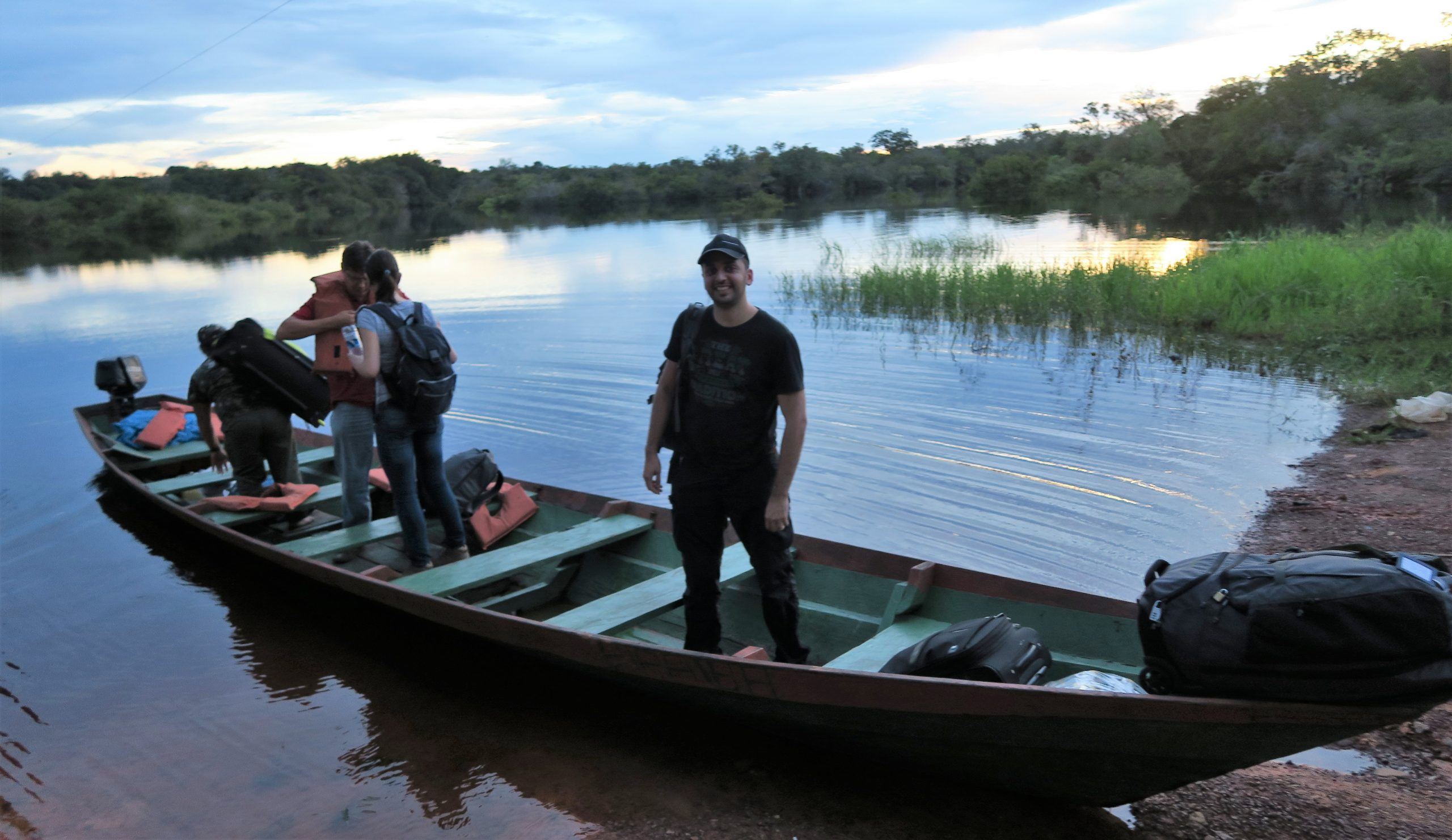 Journey into the Amazon Jungle from Manaus, Brazil