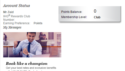 From Priority Club PointBreaks to a Break in IHG Rewards