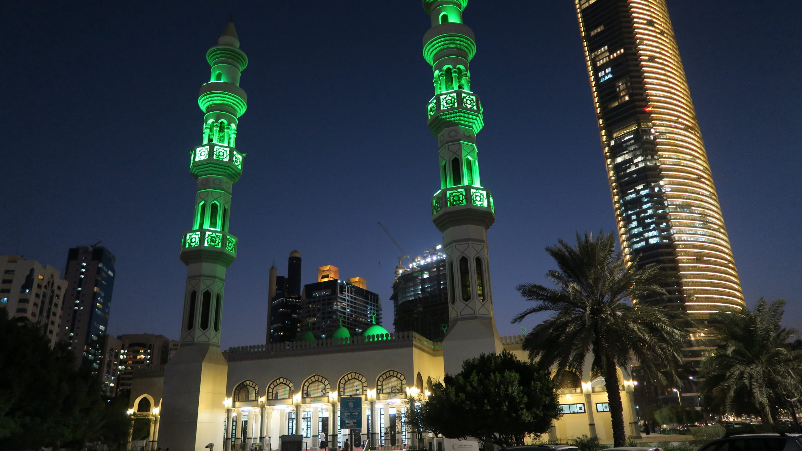A Guide to the Masajid of Abu Dhabi, UAE