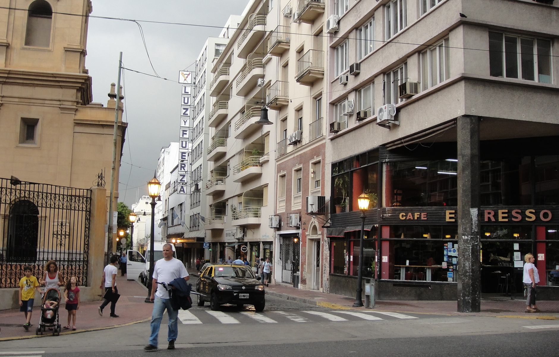 Further exploration of the streets of Buenos Aires