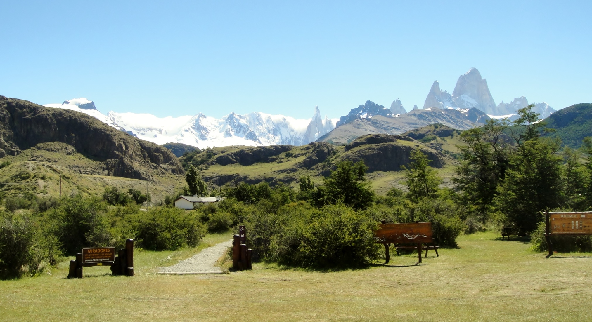El Chalten – Hiking in Patagonia, Argentina