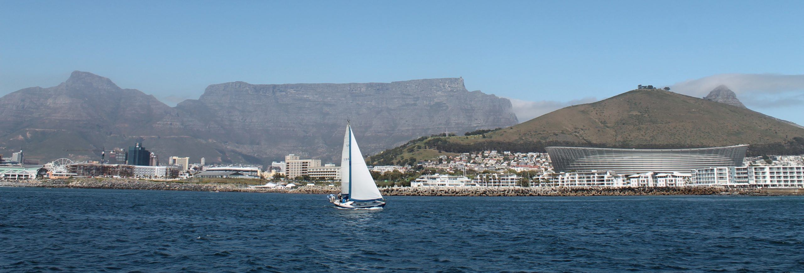 Learning to Sail in Cape Town