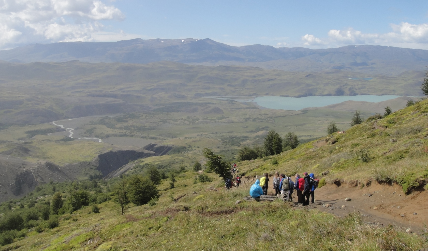 Day 2 in Torres Del Paine – Chilean Patagonia