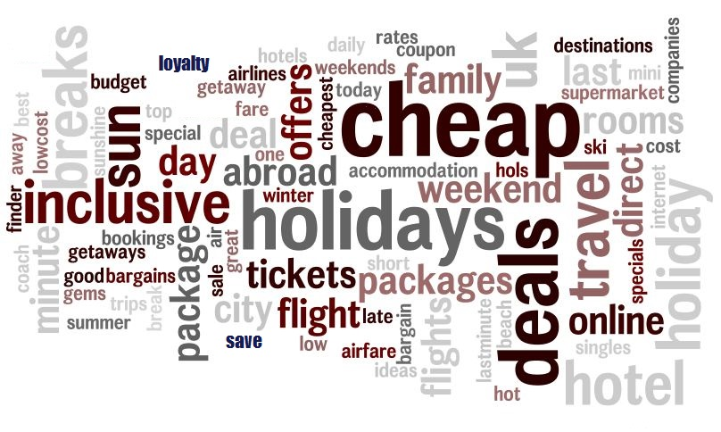 Cheap Flights and Accommodation
