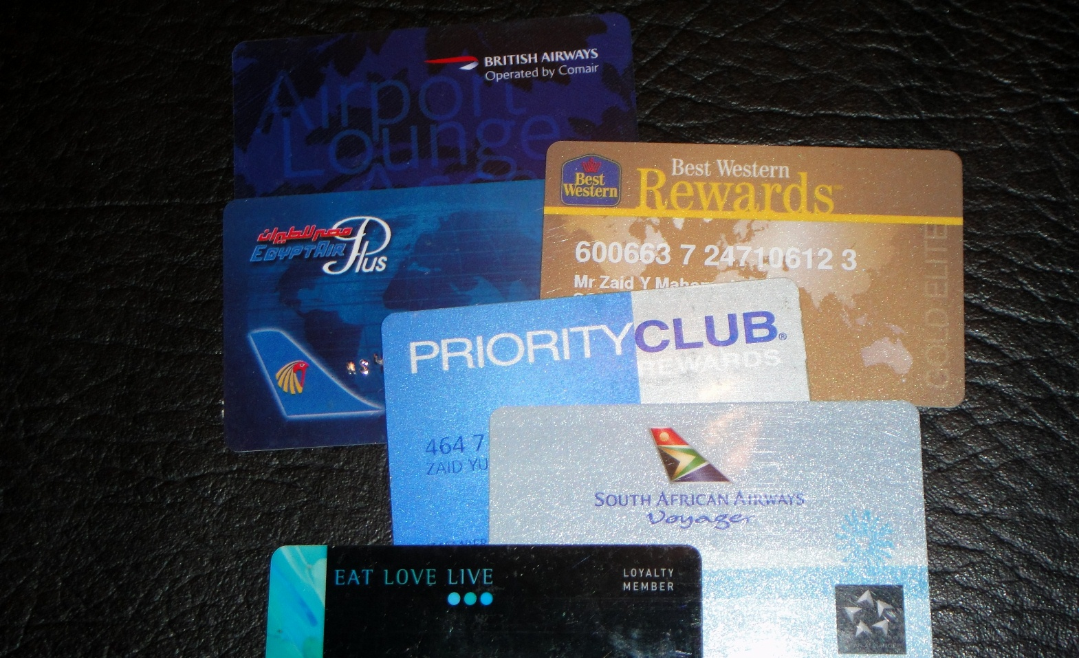 Loyalty Programmes
