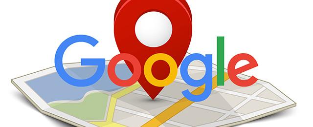 como posicionar en google-maps