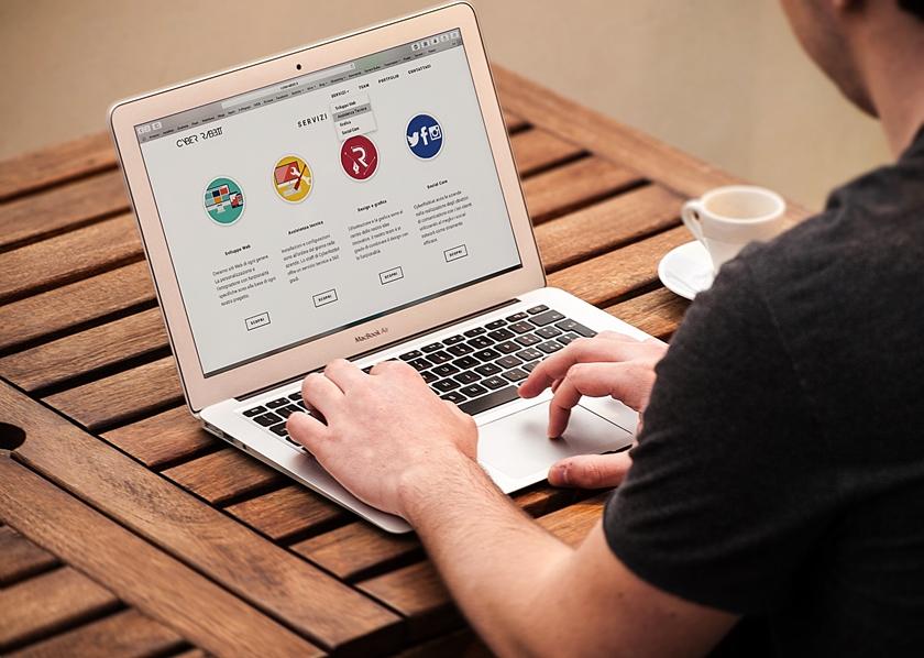 Crear un sitio web empresarial