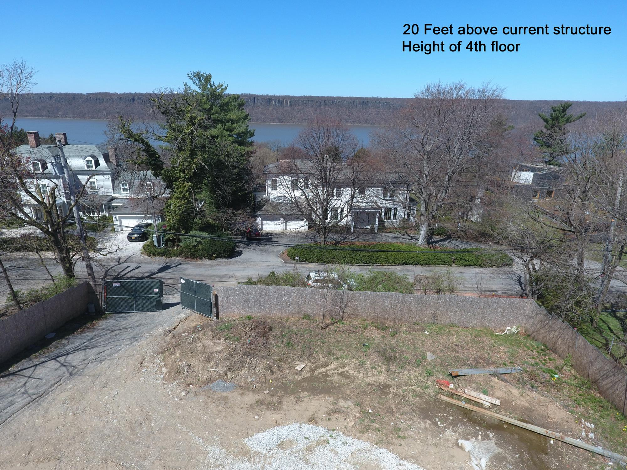 WAVE HILL AREA – BUILDING OPPORTUNITY: Sprawling Estate of Over Three-Quarters of an Acre w/ Plans for a 14,000-Sq. Ft. Mansion at 5264 Independence Ave.
