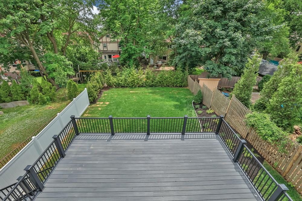 Newly Built 6-Bd. House w/ Front Porch, Rear Deck, Covered Patio & Level Grassy Yard on Private Cul-de-Sac