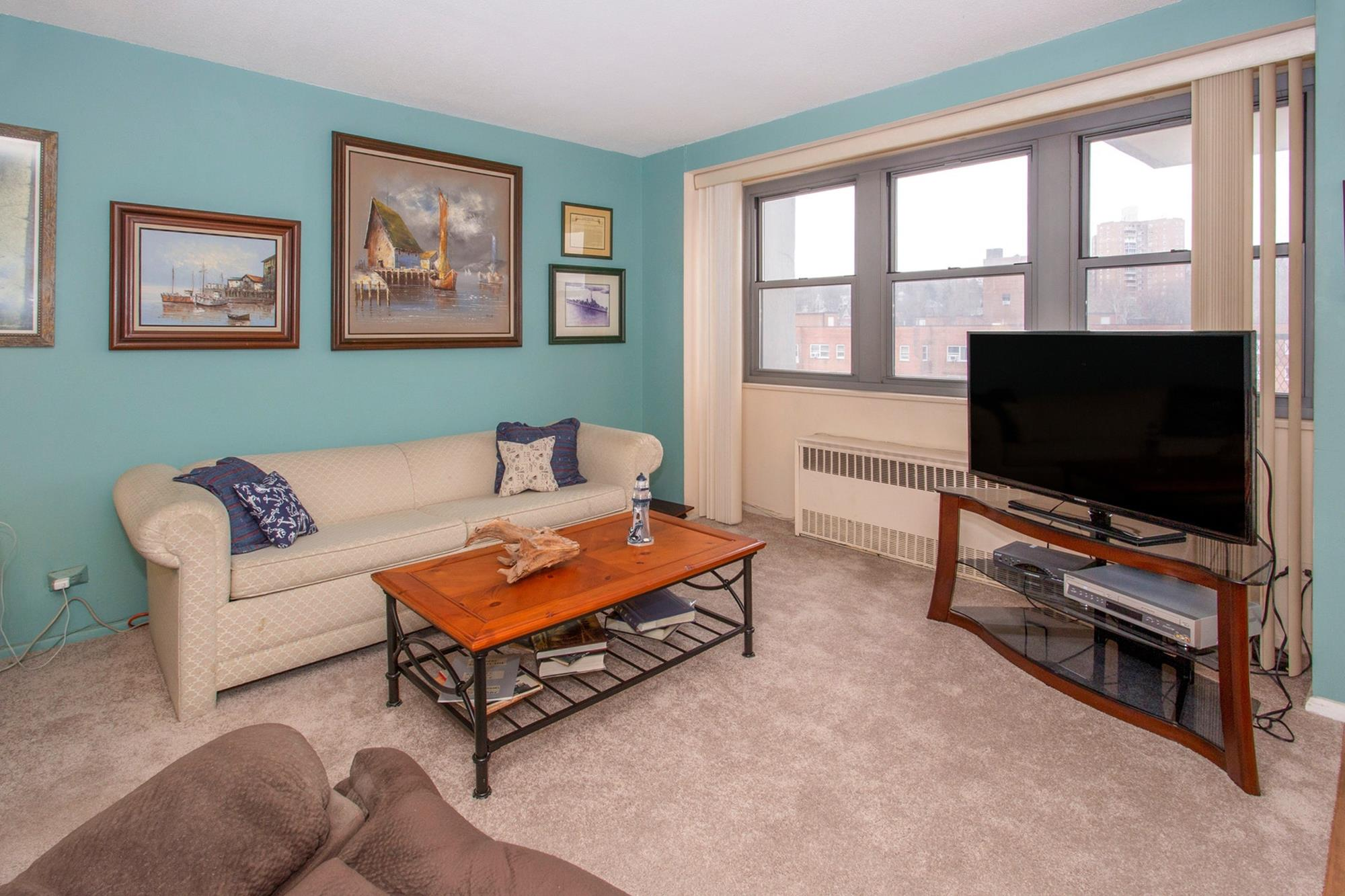 Spacious 3-Bd. (Convertible 4-Bd.) Postwar Co-op w/ Balcony at Corlear Gardens