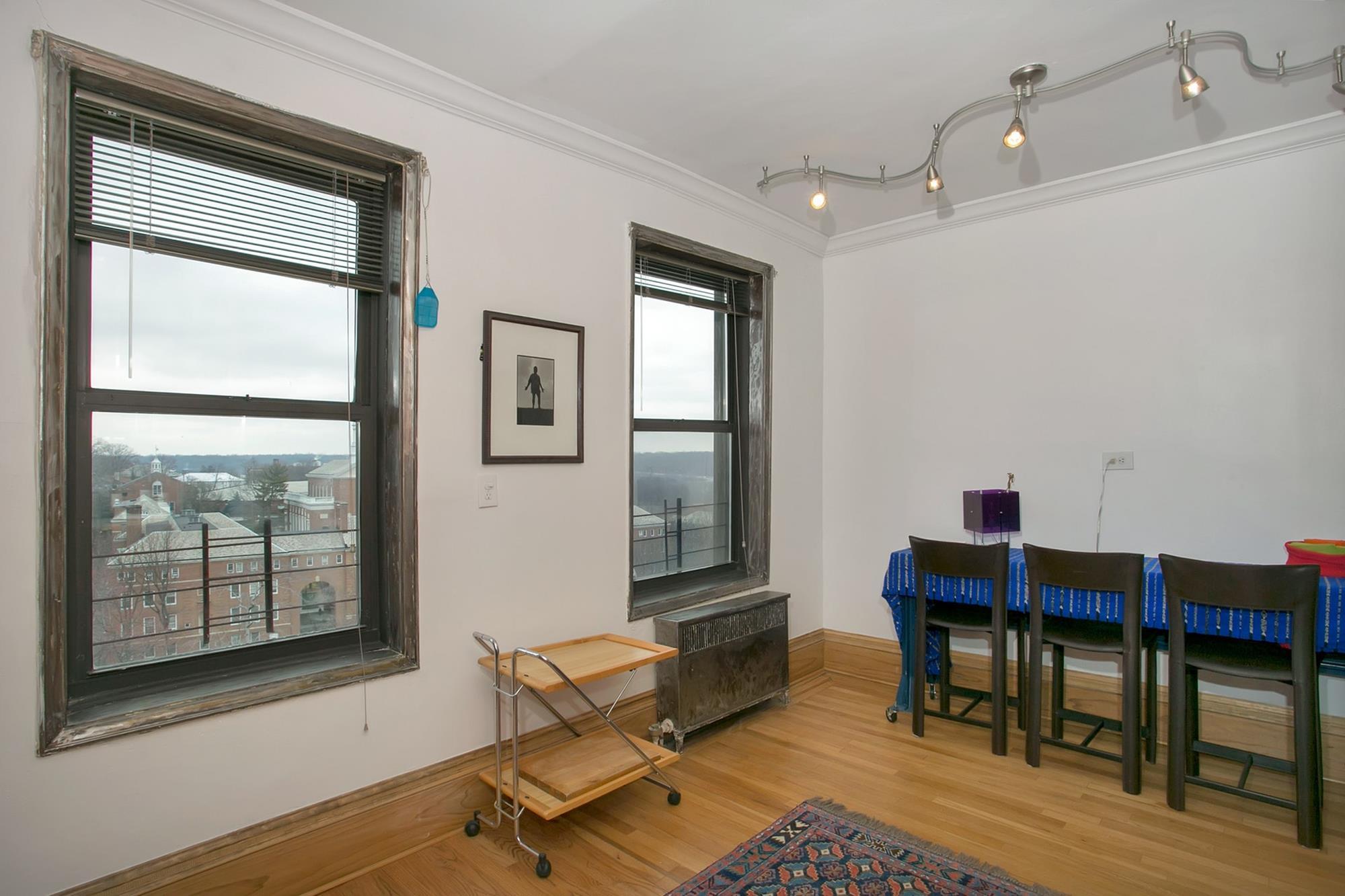 Spacious & Renovated 1-Bd. Prewar Co-op w/ Open & Leafy View at 3875 Waldo Avenue