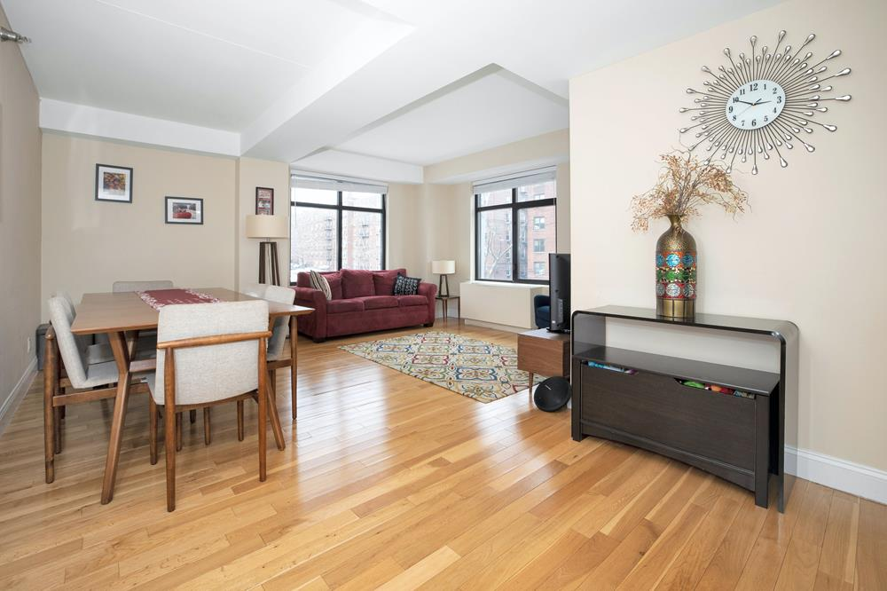 Contemporary 3-Bd. Condo w/ Laundry in Unit & Indoor Parking Availability
