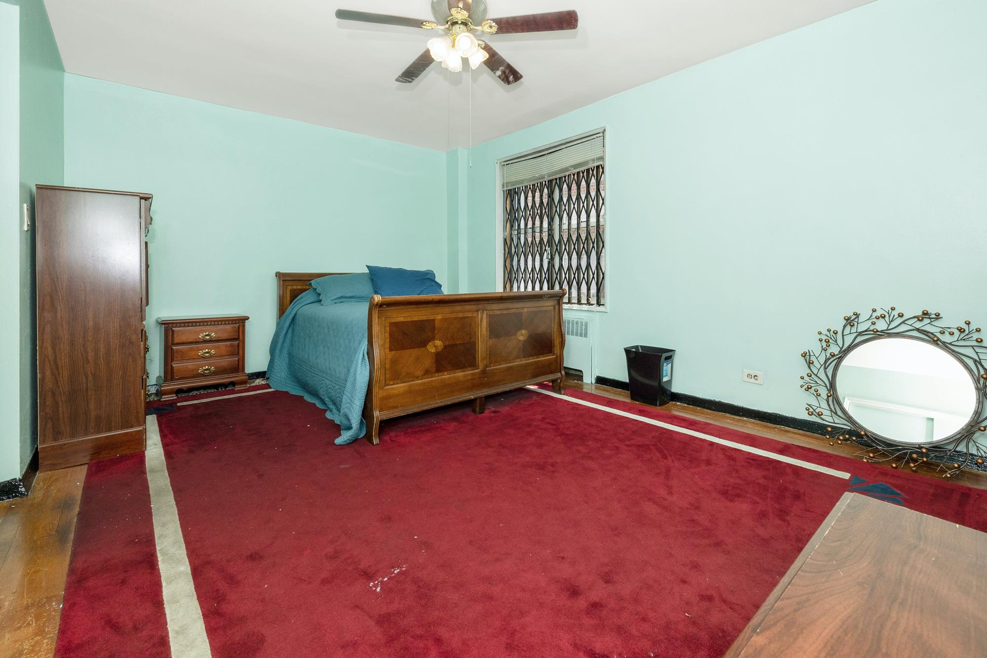 Spacious 3-Bd. Co-op with Balcony