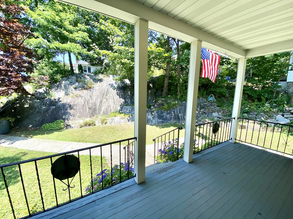 Secluded & Cozy Two-Family House w/ Porch, Deck & Yard on Cul-de-Sac