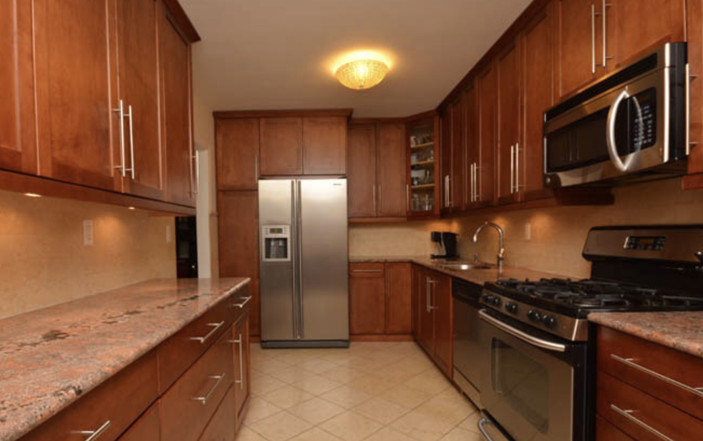 Bright & Spacious 2-Bd. (Converted to 3-Bd.) w/ Balcony & 24-hr. Doormen at Parkway House