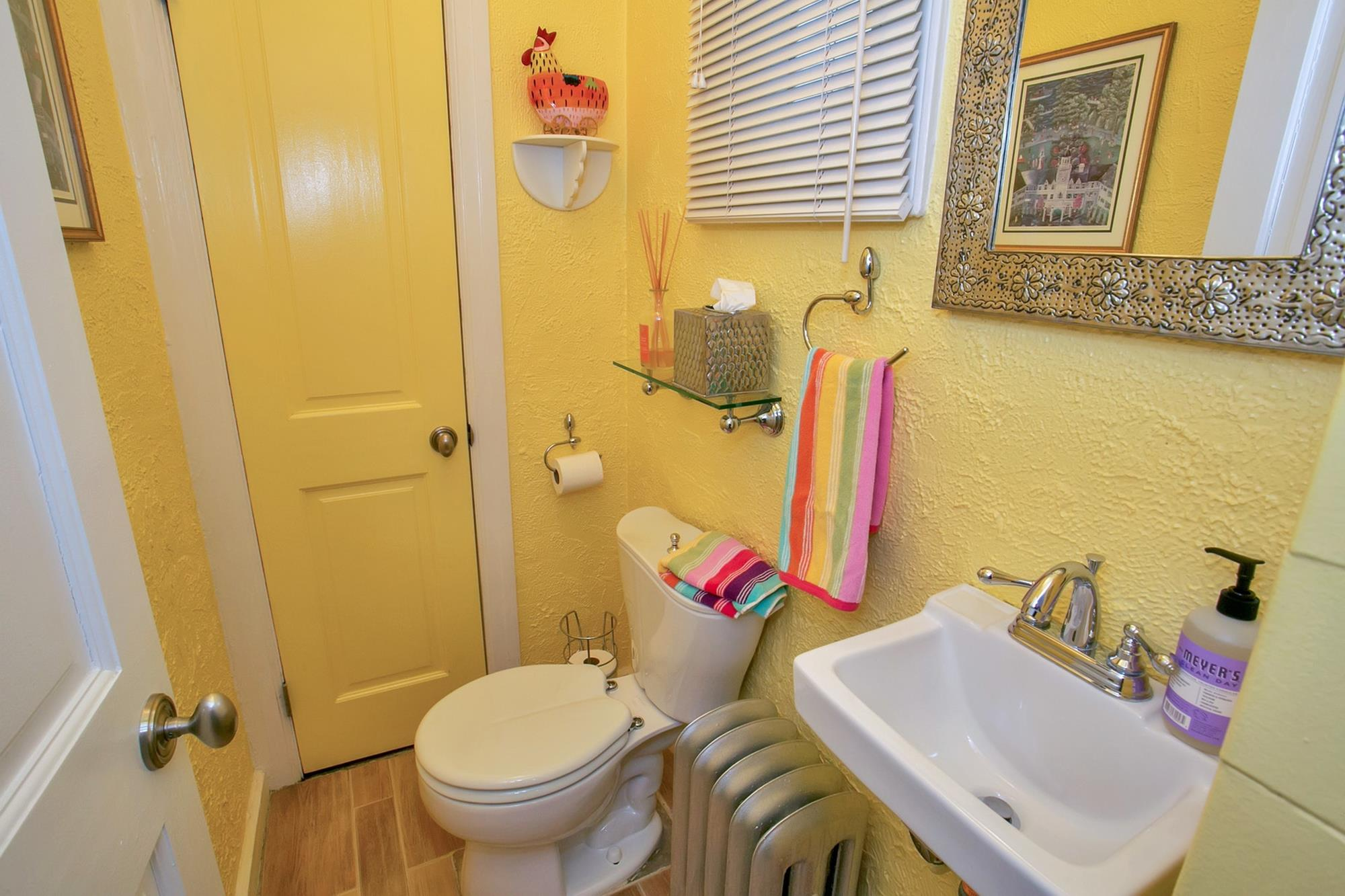 NORTH RIVERDALE: Charming & Renovated 3-Bd. House w/ Front Porch & Level, Grassy Backyard at 6050 Fieldston Rd.