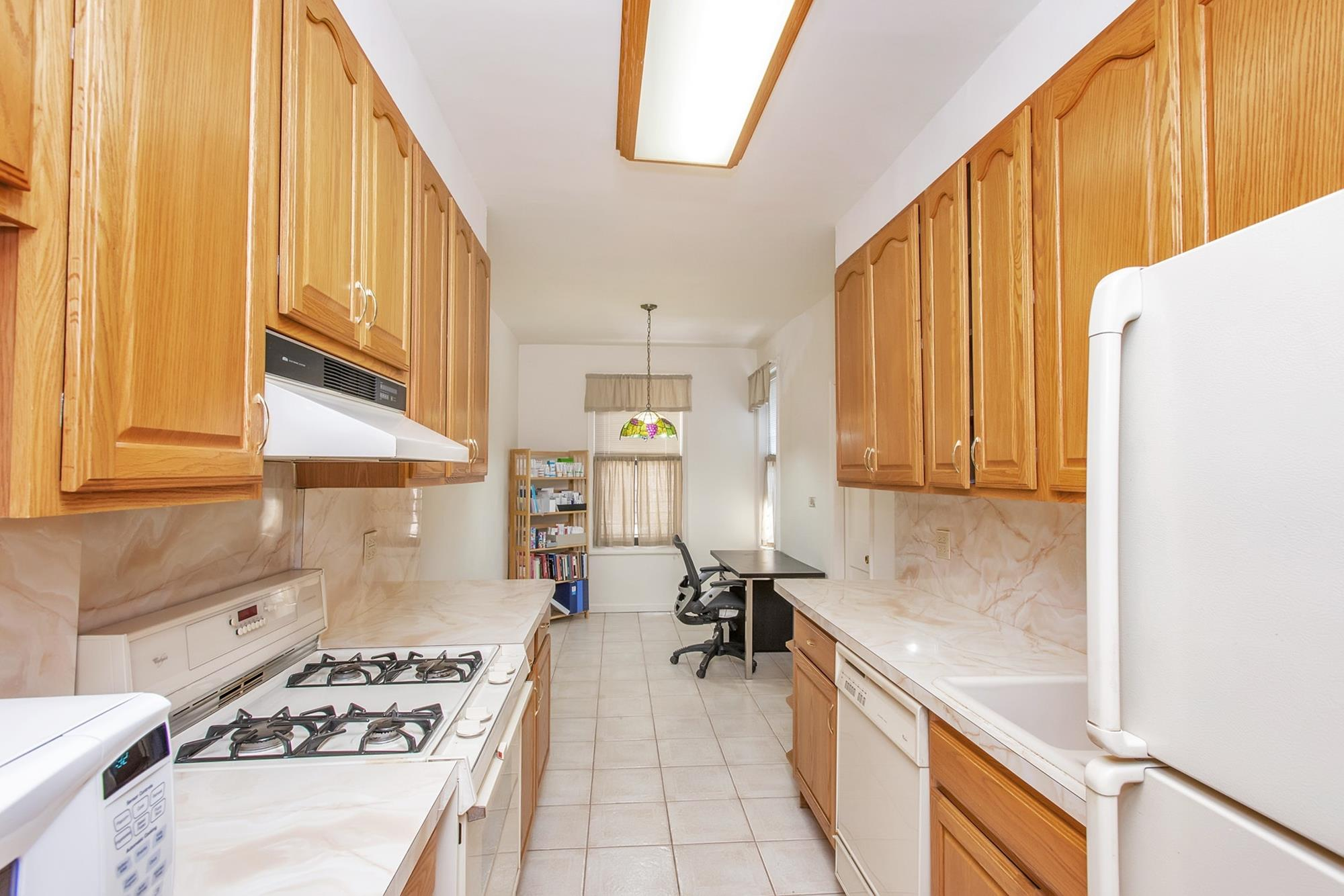 Bright, Spacious & Updated Prewar 2-Bd. Co-op w/ Eat-in Kitchen at 3875 Waldo Avenue