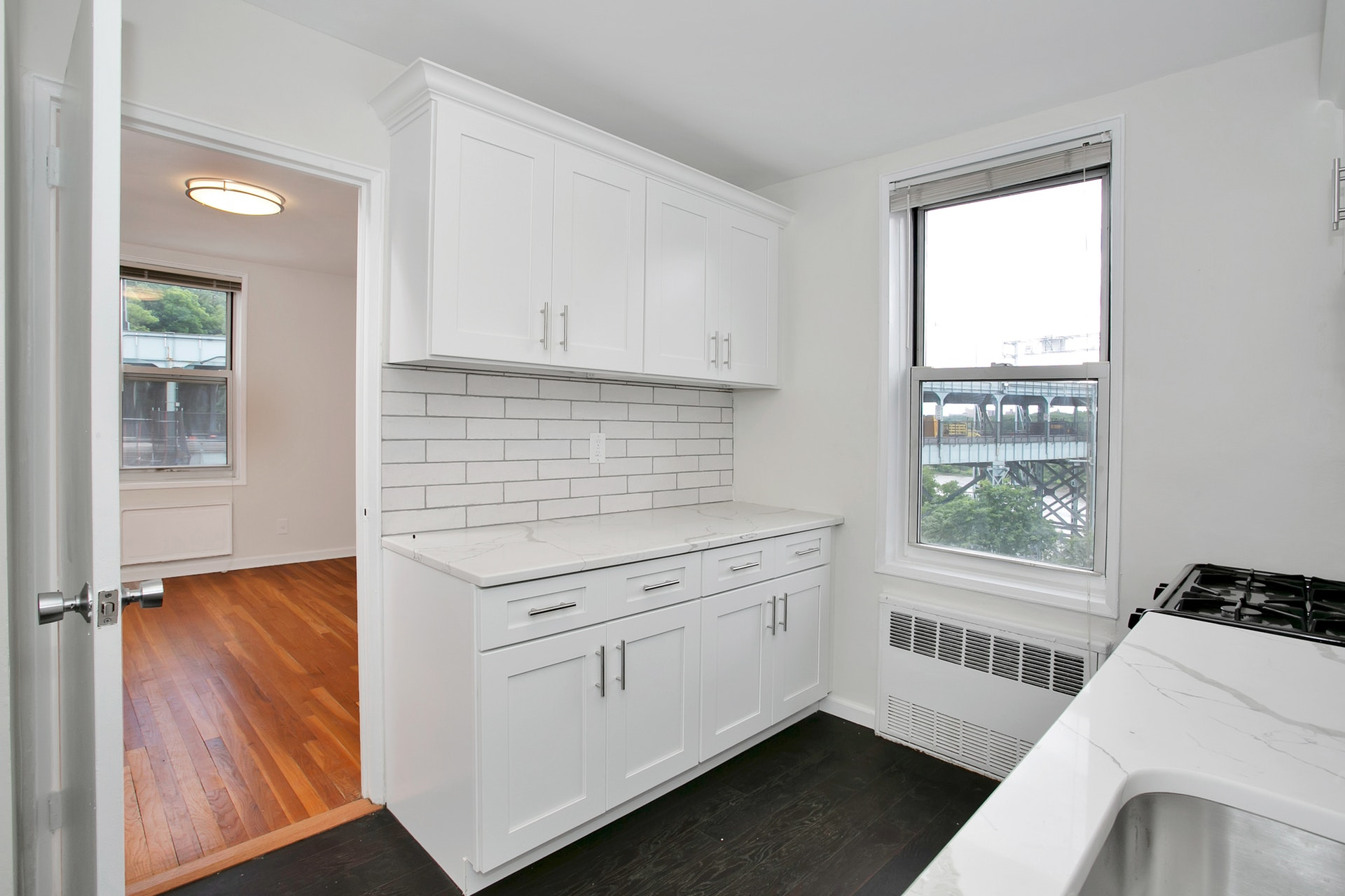 Newly Renovated 2-Bd, 1-Bath Co-op w/ Water View