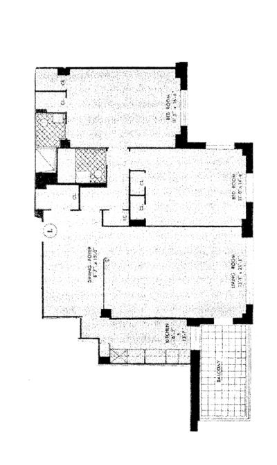 2 Bed, 2 bath, Dining area, Sunset Balcony, Doorman, Fitness Room, near shops, transportation & dog run. !!!