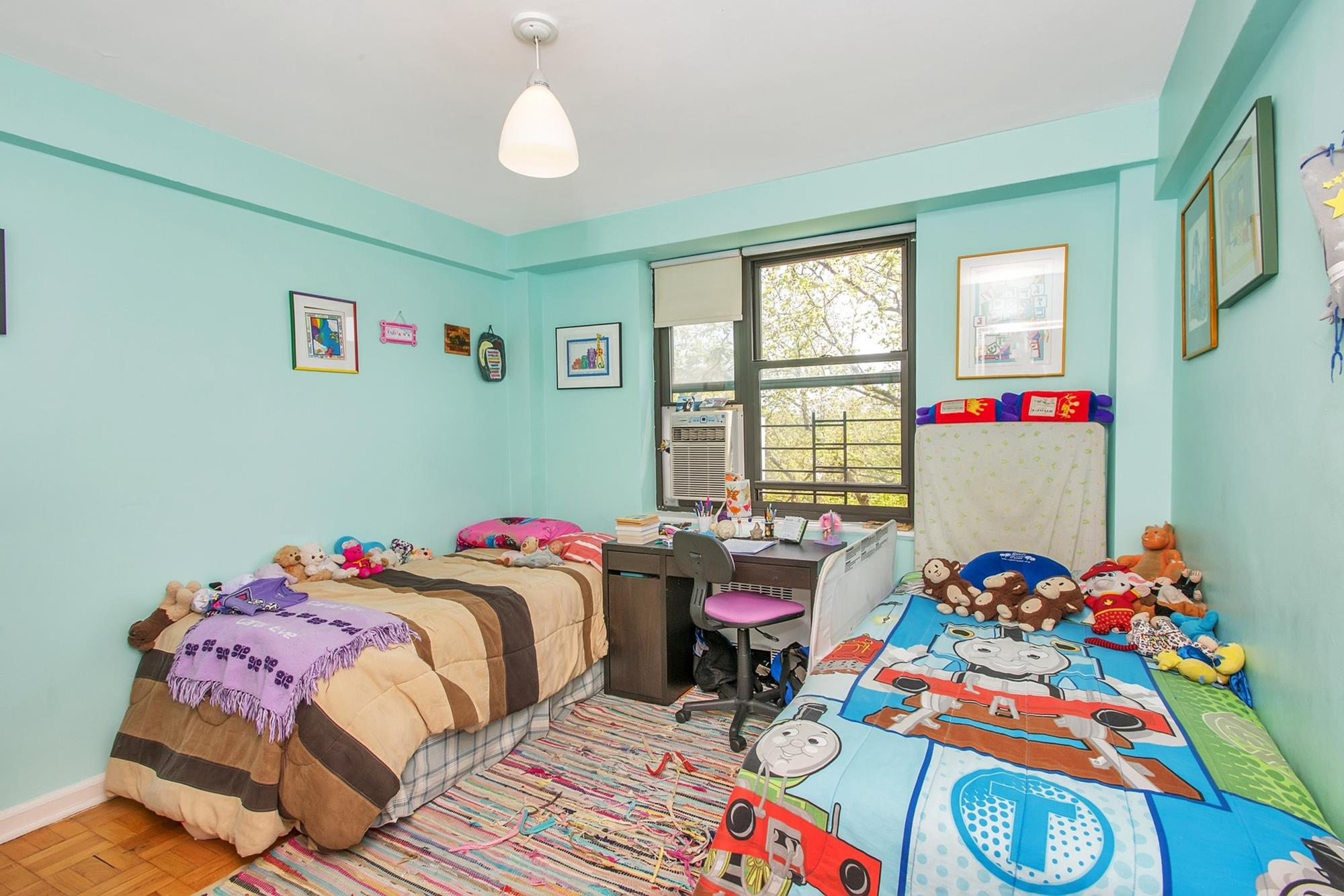 Bright & Spacious 3-Bd., 3-Bath Postwar Co-op w/ Laundry in Unit & Doormen at 3103 Fairfield Ave.