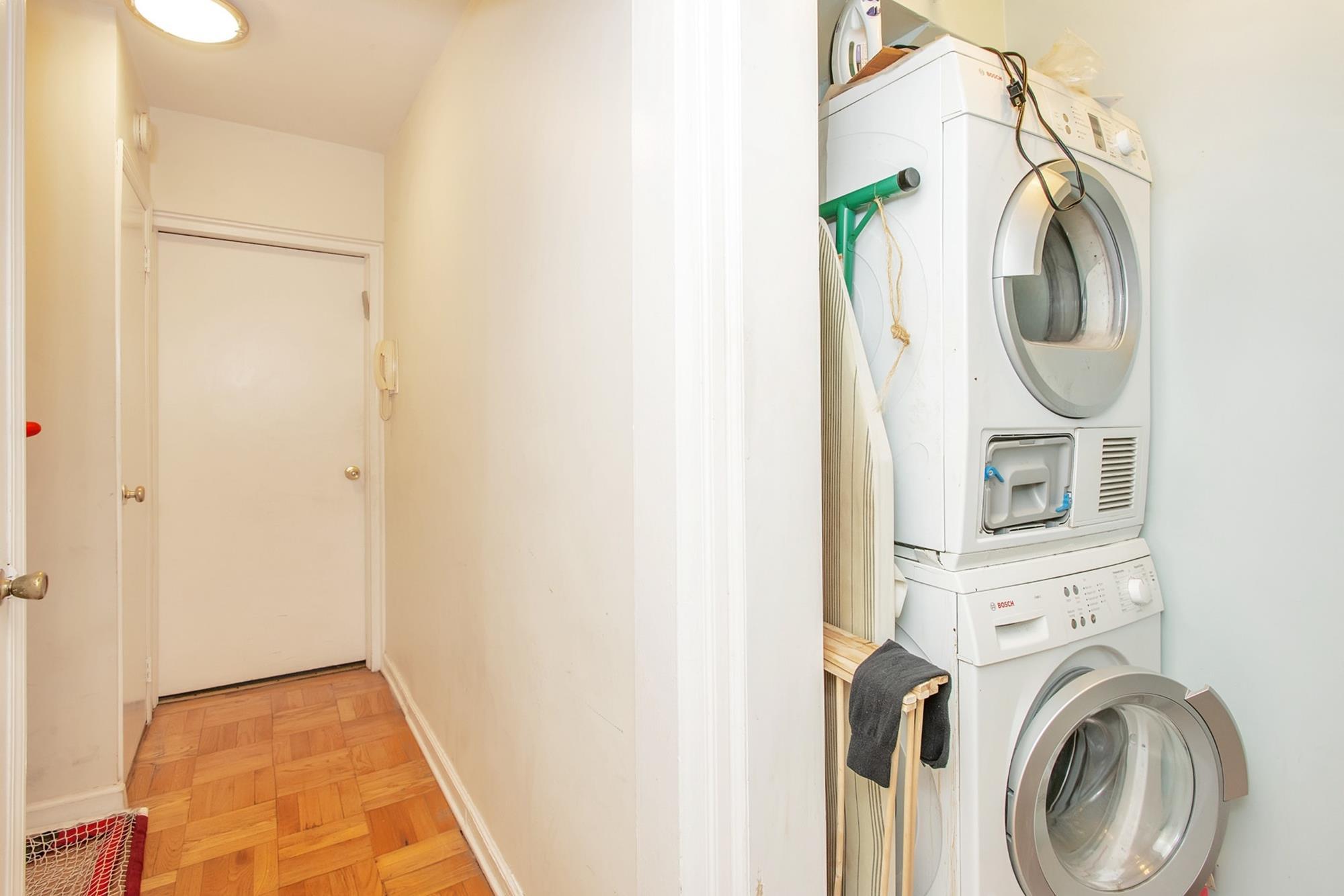 Bright & Spacious 3-Bd., 3-Bath Postwar Co-op w/ Laundry in Unit & Doormen at 3103 Fairfield Ave.