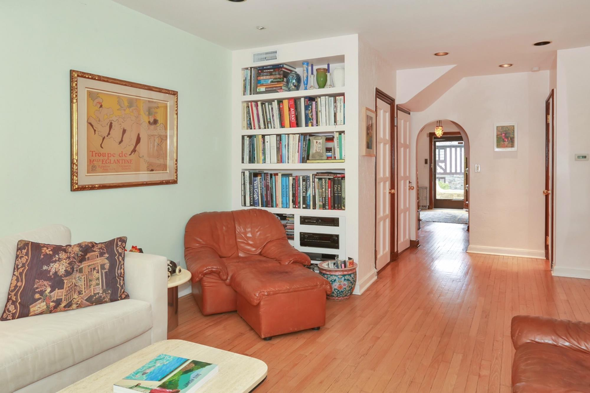 Classic 4-Bd. Mediterranean Revival-Style House at 4740 Iselin Avenue