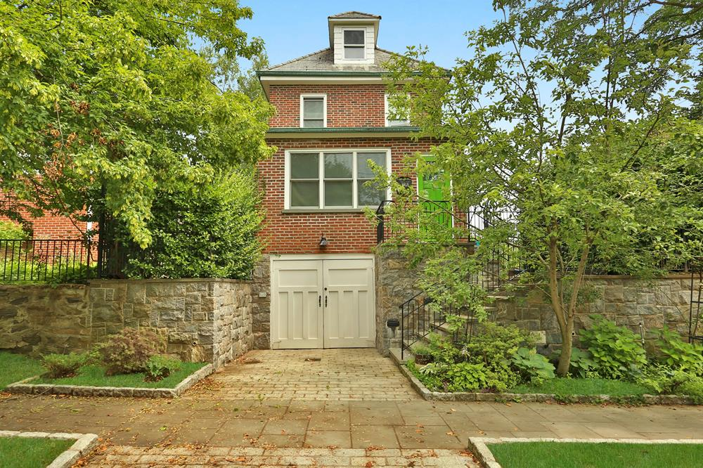 NEWLY LISTED: Stylishly Renovated 3-Bd. Brick House w/ Lovely Side & Back Yards, Patio & Garden
